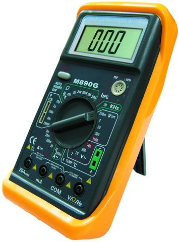 3 1/2 DIGITAL MULTIMETER